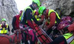 Si sente male durante un'escursione: donna soccorsa a Civenna