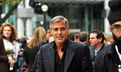 George Clooney ferito in un incidente
