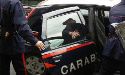 Serie di furti tra ottobre e dicembre: arrestato 48enne lecchese