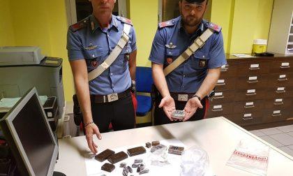Operazione antidroga dei carabinieri arrestati due lecchesi