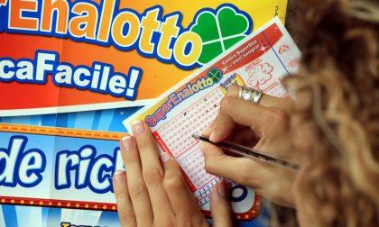 La dea bendata bacia Lecco: colpi al Lotto e al Superenalotto, vinti 80mila euro