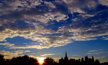 Mausoleo Visconti al tramonto Una splendida galleria FOTO