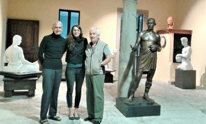 La Fondazione Giuseppe Mozzanica ha aperto le porte per il decimo anniversario
