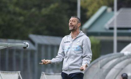Calcio Lecco via De Paola. Torna Delpiano