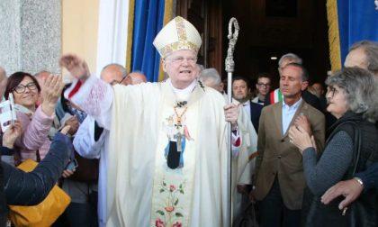 Il Cardinale Scola ad Annone per l'inaugurazione del Polittico della Passione