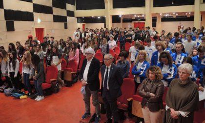 Sport e legalità: commozione in sala Ticozzi ricordando Paolo Cereda