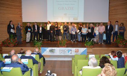Ecco i vincitori del concorso dell'Associzione Fabio Sassi FOTO