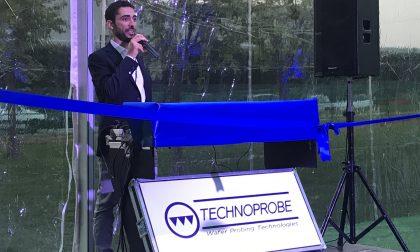 Inaugurato nuovo stabilimento Technoprobe Spa IL VIDEO