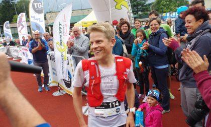 Trail delle Grigne Sud vince il tedesco Hugenschmidt