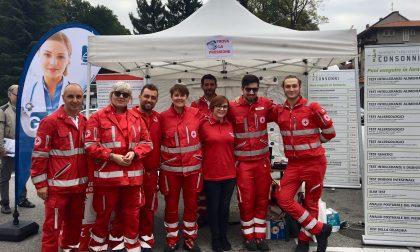 Elettrocardiogramma gratuito con la Croce Rossa Casatenovo