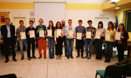 Borse di studio a Osnago, premiate le giovani eccellenze