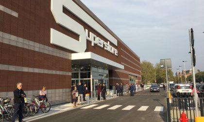 Inaugurato il nuovo store Esselunga  FOTO