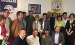 La Lega inaugura la sede della campagna elettorale a Lecco e presenta i candidati