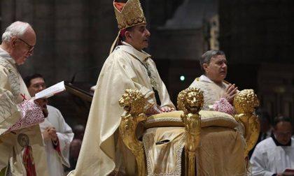 L'Arcivescovo Monsignor Delpini ha fatto il suo ingresso ufficiale FOTO
