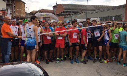 Corsa dell'Innominato da record: 481 concorrenti FOTO