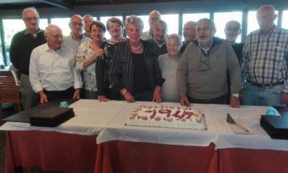 Grande festa per i settantenni di Cassago FOTO