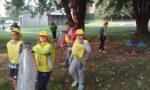 Giornata ecologica alla scuola elementare