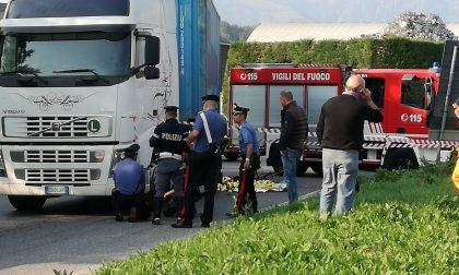 Ciclista investita a Dolzago la vittima è Alessandra Casiraghi