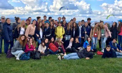 Stage linguistico a Brighton per 45 studenti del Grassi