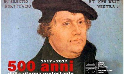 Convegno a Osnago sui 500 anni della riforma protestante