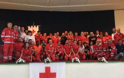 Croce Rossa di Casatenovo in piazza per la salute del cuore