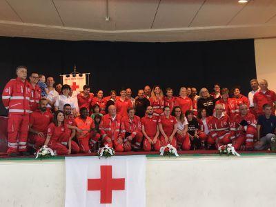 Casatenovo: spettacolo teatrale per la Croce Rossa
