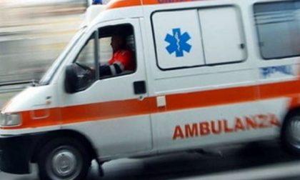 Incidente ad Annone nella mattinata, coinvolto un sedicenne