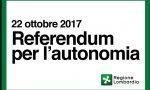 Referendum autonomia: incontro pubblico a Garbagnate