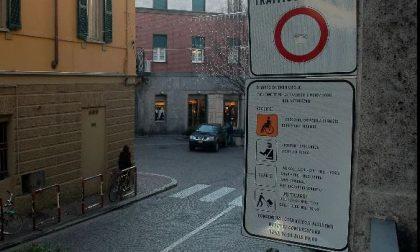 Attenzione oggi entrano in vigore le modifiche alla Ztl a Lecco