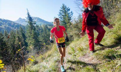Fabiana Rapezzi vince la Sei Comuni Presolana Trail