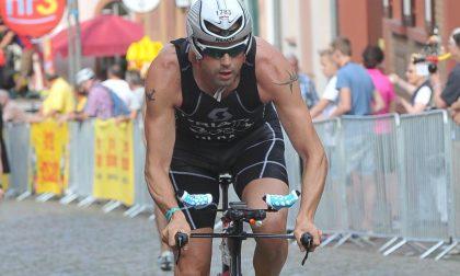 Claudio Oriana parte verso il suo quarto Mondiale IronMan