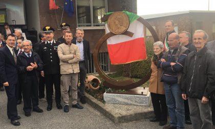 Inaugurata la statua in onore di Graziella Fumagalli