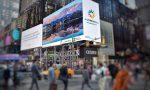 Il fascino di Pescarenico a Times Square VIDEO