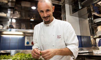 Lo chef Crippa nell'Olimpo della cucina mondiale