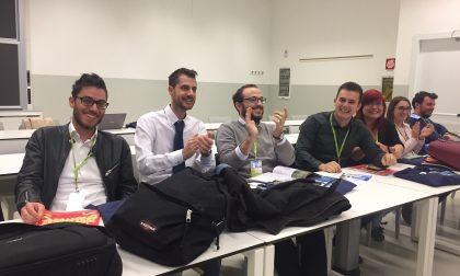 Al Politecnico prima Reunion Alumni Lecco FOTO