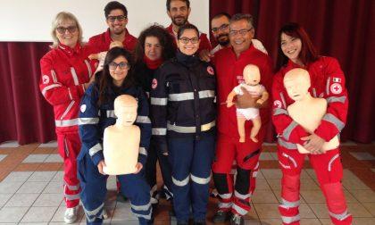 Croce Rossa una grande esercitazione al Paolo VI