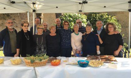 Festa dei nonni Villa Mariani FOTO