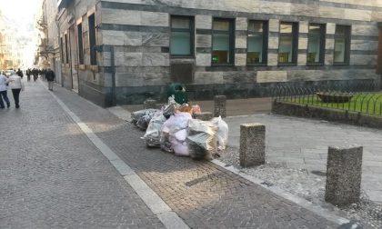 Attenzione allo sciopero degli spazzini