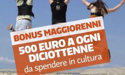 Domani l'incontro sul  Bonus Cultura per i 18enni