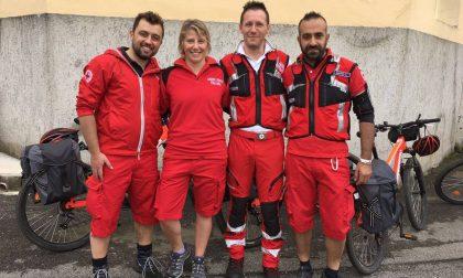 Croce Rossa Casatenovo protagonista a Montichiari