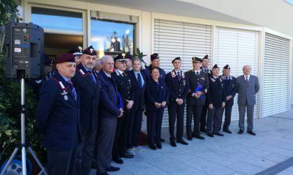 Inaugurata la nuova sede dei Carabinieri in congedo