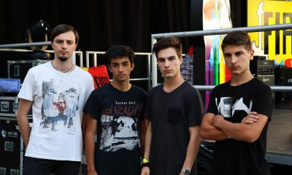Gli Endgame in finale al Meta Rock Contest