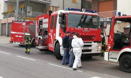 Incendio Como è stato il padre a dar fuoco alla casa