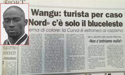 Wangu, che andò a Lecce invece che a Lecco