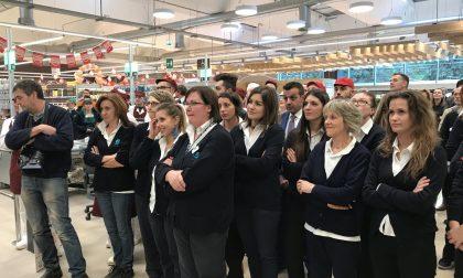 Barlassina inaugurato il nuovo iperstore Iperal VIDEO e FOTO