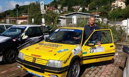 Abs Sport Oggiono, podio sfiorato al Rally del Sebino