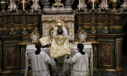 Domani messa in latino nella chiesa di Santa Marta