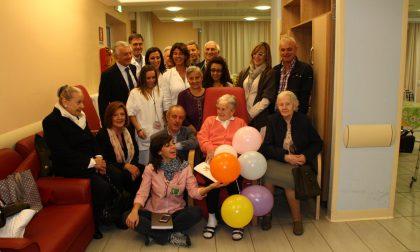 Nonna Clelia ha compiuto 102 anni