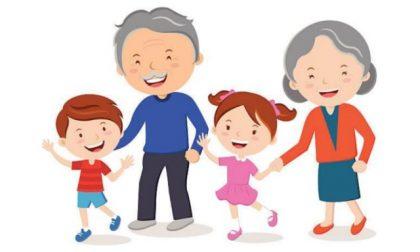 Festa dei nonni a Dolzago