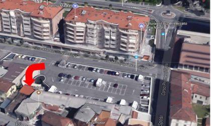Da lunedì 206 nuovi posti auto coperti di via Nassiriya